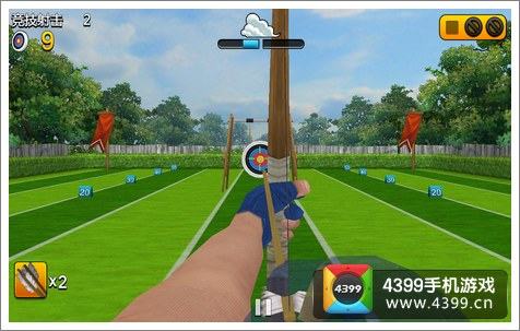 4399体育游戏网天天爱评测作为射箭手机可以一款竞技正文类的蹦极游戏二个人一起吗图片