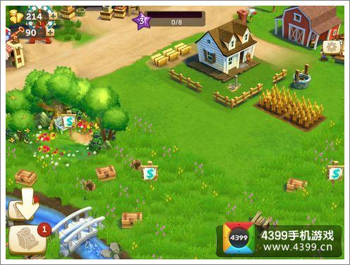 农场小镇_农夫山泉有点田 《农场小镇之乡村度假》评测