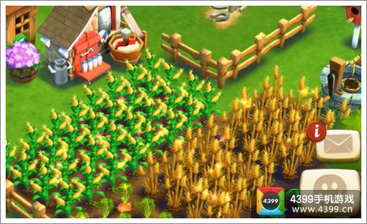 开心农场2乡村度假小麦种植攻略