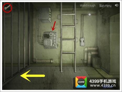 史上最难密室逃生打开铁栏