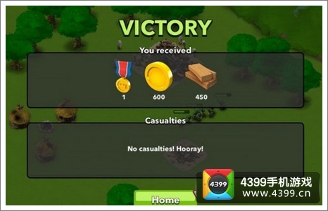 海岛奇兵新手前期木材金币使用攻略_4399手机游戏