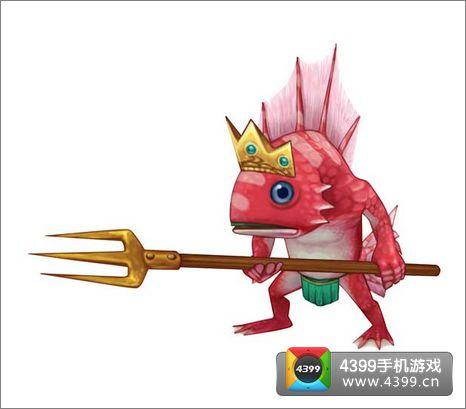 全民打怪兽鱼人王怎么样