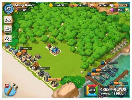 海岛奇兵防御塔