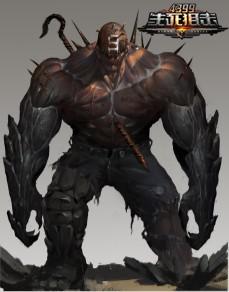 生死狙击角色—咆哮体