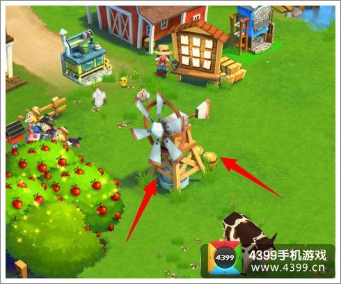 开心农场2乡村度假风车作坊玩法攻略