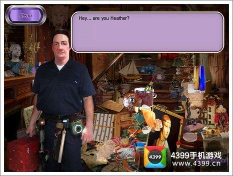 灵异侦探社游戏画面