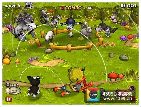 保护羊群技能攻略 技能详解