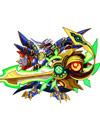 龙斗士焰剑光魔龙