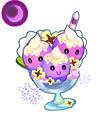 奥雅之光葡萄冰淇淋杯