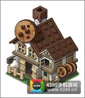 全民小镇巧克力饼干工坊建造时间