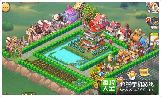 全民小镇生产收获攻略 生产与收获玩法攻略