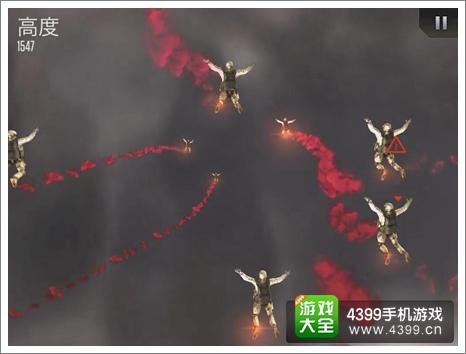 哥斯拉攻击区跳伞技巧