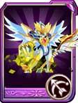 龙斗士神羽天照紫卡
