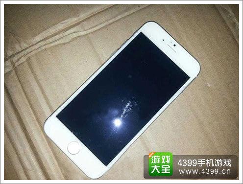 iphone6真机图曝光