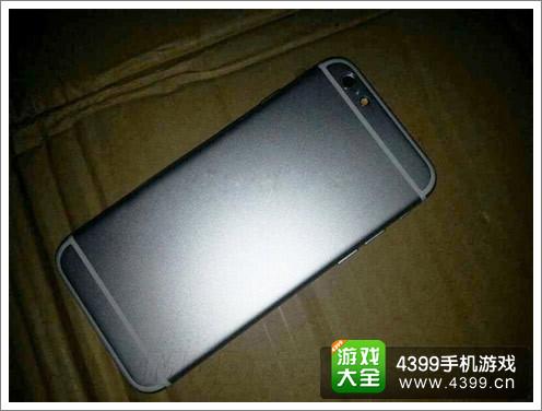 iphone6真机后盖图