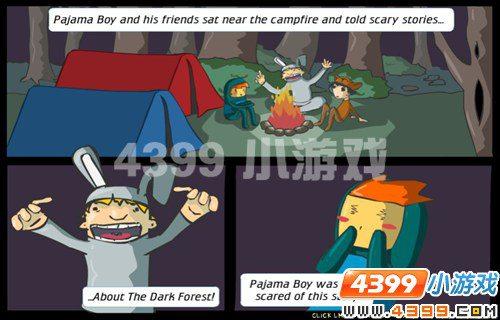 森林物语动画图片