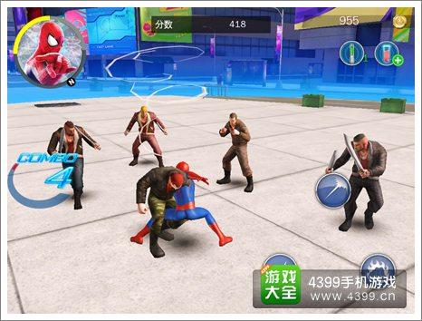超凡蜘蛛侠2事件任务攻略