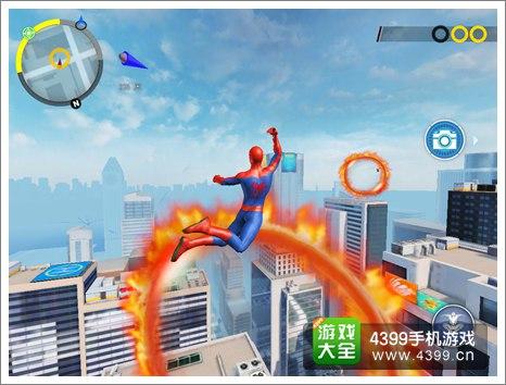 超凡蜘蛛侠2攻略