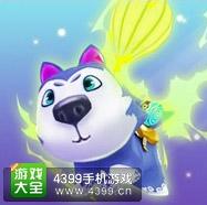 熊大快跑气球狗