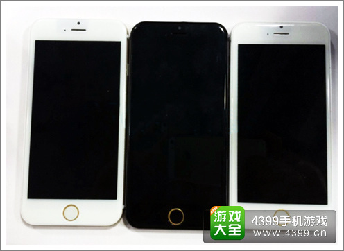 iPhone6正面机身