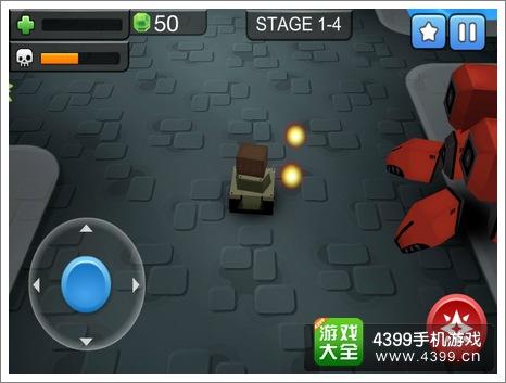3D坦克大战游戏内容