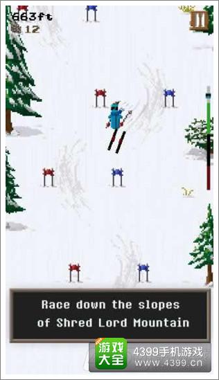 哥们爱滑雪ios