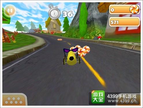 水果赛车王国 《食物赛车大作战》评测