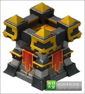城堡争霸哨塔