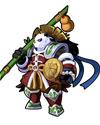 龙斗士霸王熊猫