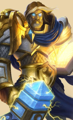 炉石传说圣骑士