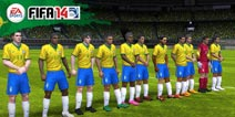 国家队强势入驻 《FIFA14》版本更新