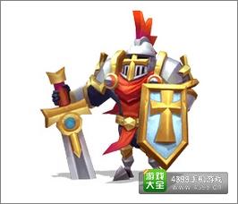 城堡争霸圣骑士