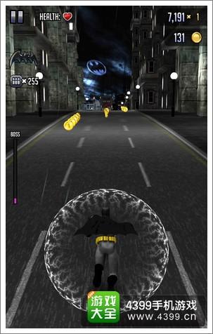 蝙蝠侠与闪电侠:英雄跑酷玩法