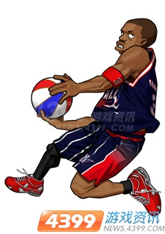 4399小游戏大灌篮_新人训练营5:4399大灌篮悉数NBA篮球明星_游戏攻略_4399游戏资讯