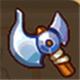 魔力宝贝牛头怪战斧