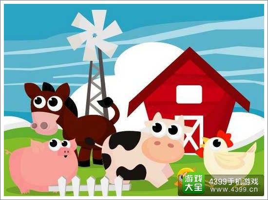 卡通农场动物生产时间 等级解锁信息详解