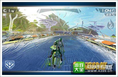 激流快艇2画面