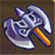 魔力宝贝双刃斧