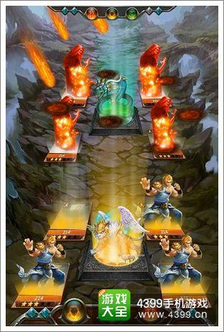 唐门世界2战斗系统