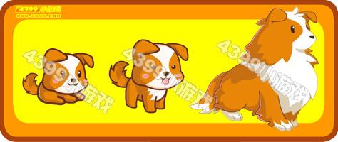 奥比岛绅士小黄犬