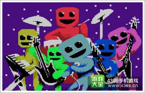 VVVVVV奇葩游戏