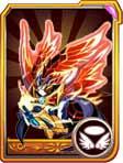 龙斗士幻神影王橙卡