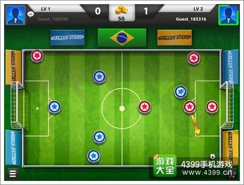 足球明星评测
