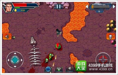 银河X战警之虫族战争评测