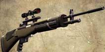 猎鹿人2014武器大全 步枪Clayton ODG Falcon