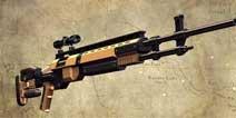 猎鹿人2014武器大全 步枪Westin Warfighter