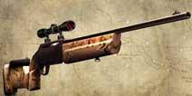 猎鹿人2014武器大全 步枪Clayton Shadow