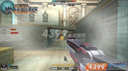 4399火线精英玩转天使复仇 维护神圣殿堂