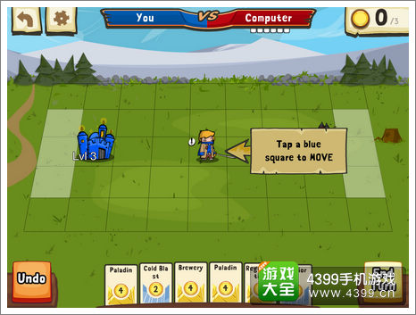 卡牌与城堡玩法