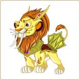 卡布西游金甲剑狮